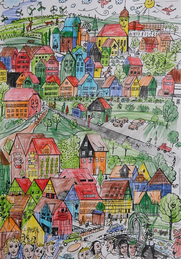 Altensteig - Stadt der kleinen Künstler