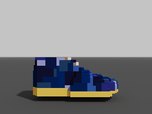Chukka Boot - Patchwork