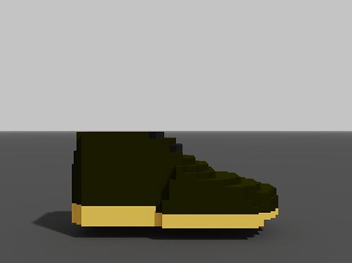 Chukka Boot - Olive