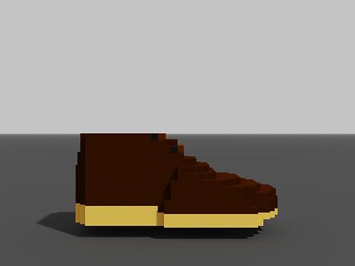 Chukka Boot - Brown