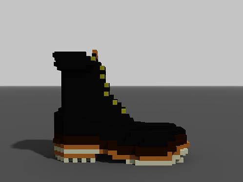 City Boot - Black