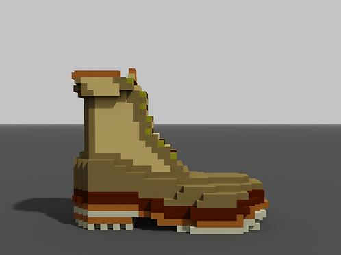 City Boot - Camel