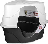 Hooded-litterbox-for-outdoor-feral-cats.