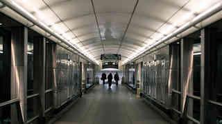 Passenger Footbridge, Sheffield
