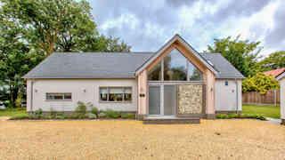 New dwelling, East Herts