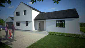 New dwelling, North Yorkshire