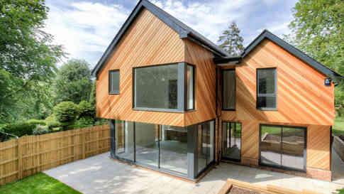 New dwelling, Essex