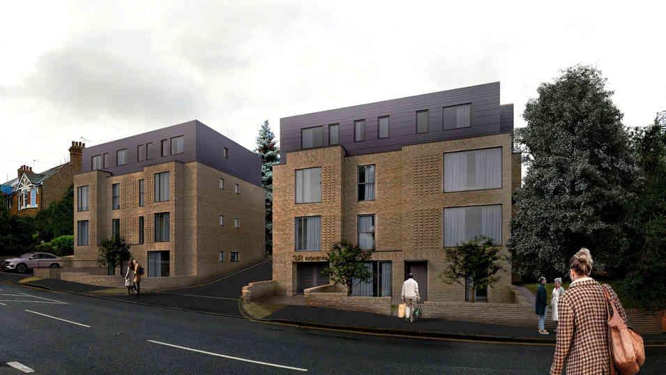 New Apartments, Waltham Abbey
