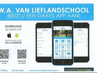 Nieuw! School App