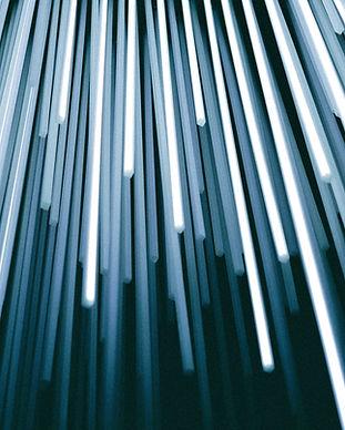 Lumières de tube