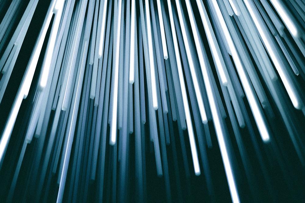 Världens starkaste LED lysrör