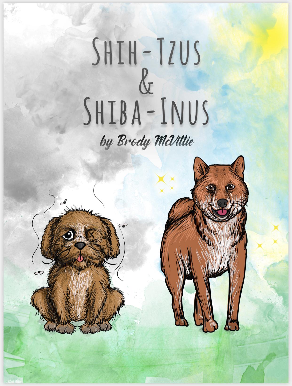 Shih-Tzus & Shiba-Inus