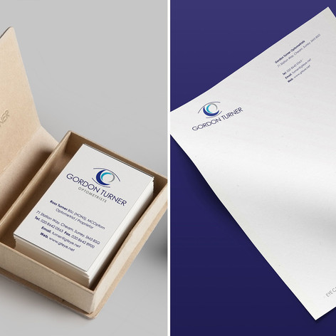Branding and printed assets designed by Creed Design