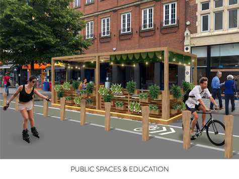 PUBLIC SPACES & EDUCATION