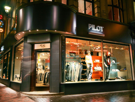 Our retail design for this independent designer clothing shop in Leicester has ensured the longevity of a strong concept