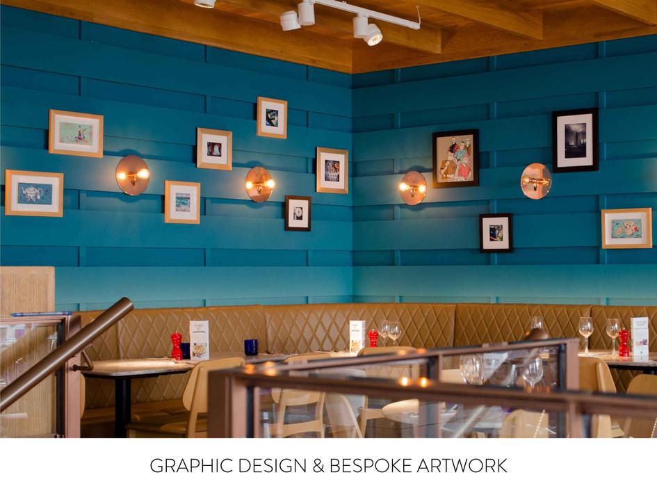 GRAPHIC DESIGN & BESPOKE ARTWORK
