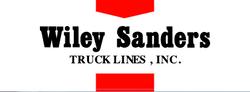 Wiley Sanders Trucklines