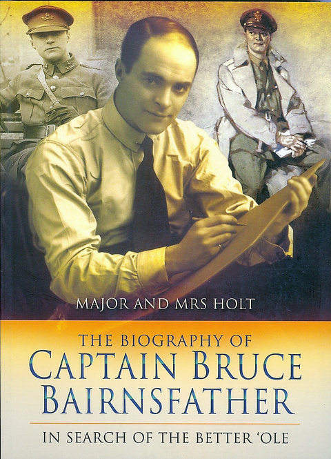 Holts Bruce Bairnsfather Biography Cover