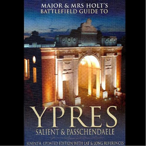 Best Selling Guide Book Ypres Salient battlefield