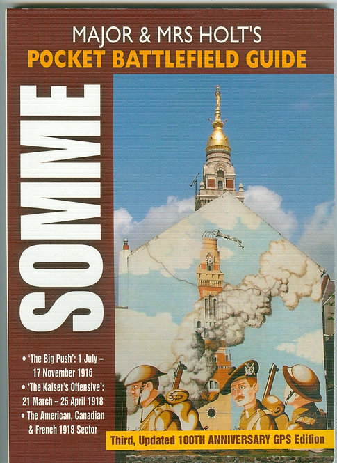 Holts Pocket Guide to the Somme