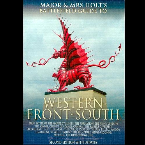 Major & Mrs Holt's Battlefield Guide - Western Front South