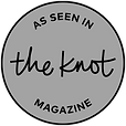 The Knot Button (Black and White) .png
