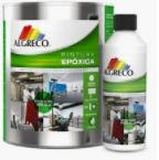 Cuñete 5 Galones Pintura Epóxica Base Agua 2 Componentes