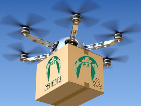 If Drones are Aircraft then Drone Package Delivery Services are Airlines