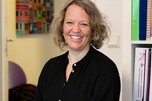 Logopädin Renate Vöhringer