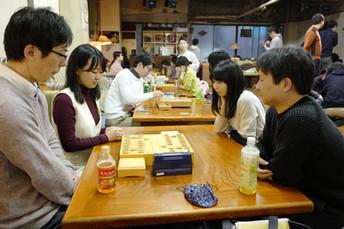 第一回ペア将棋大会 開催報告