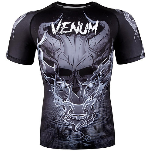 Venum - Minotaurus - Rash - Black/White