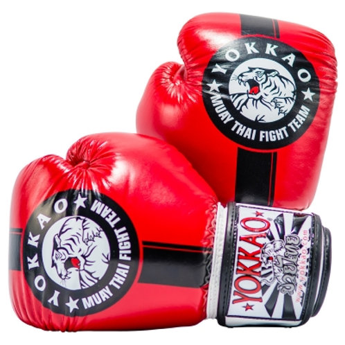 Yokkao - Official Fight Team - Red/Black