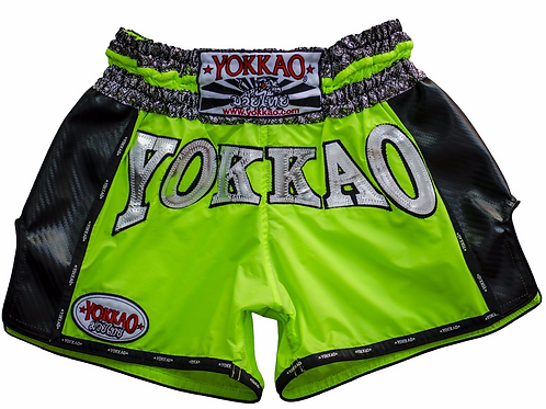 Yokkao - Air tec Carbon - Neon Green