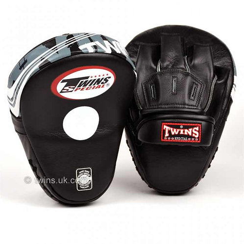 Twins - Deluxe Curved - Black