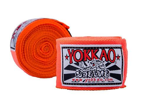 Yokkao - Muay Thai - Orange Neon