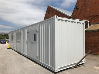 PACKAGE PLANT ROOMS