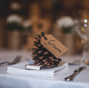 'Pinspiration': Cosy Winter Weddings