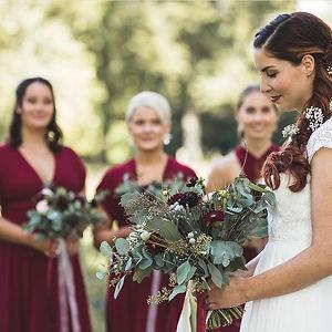 Ett underbart höstbröllop 2019 på det unika vackra Lydinge Säteri