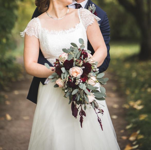 Höstbröllop 2018
