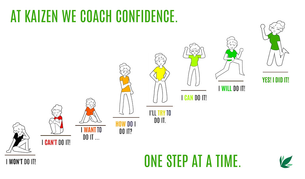 the steps of academic coaching