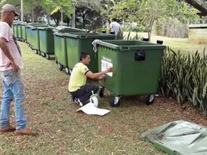 Nova proposta em limpeza urbana