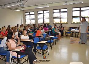 formação sobre Educação Especial Inclusiva