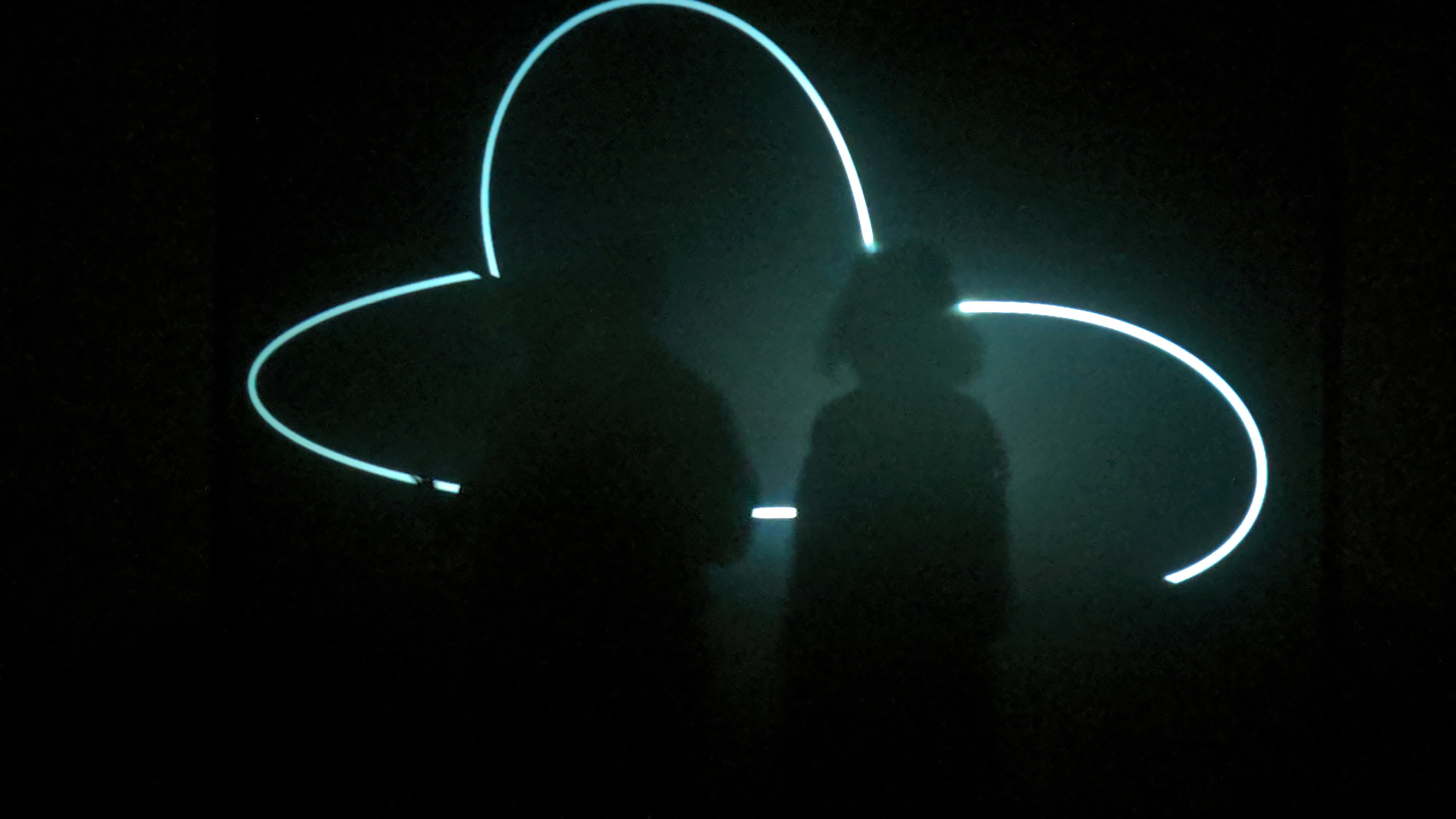 Dark Rooms, Solid Light