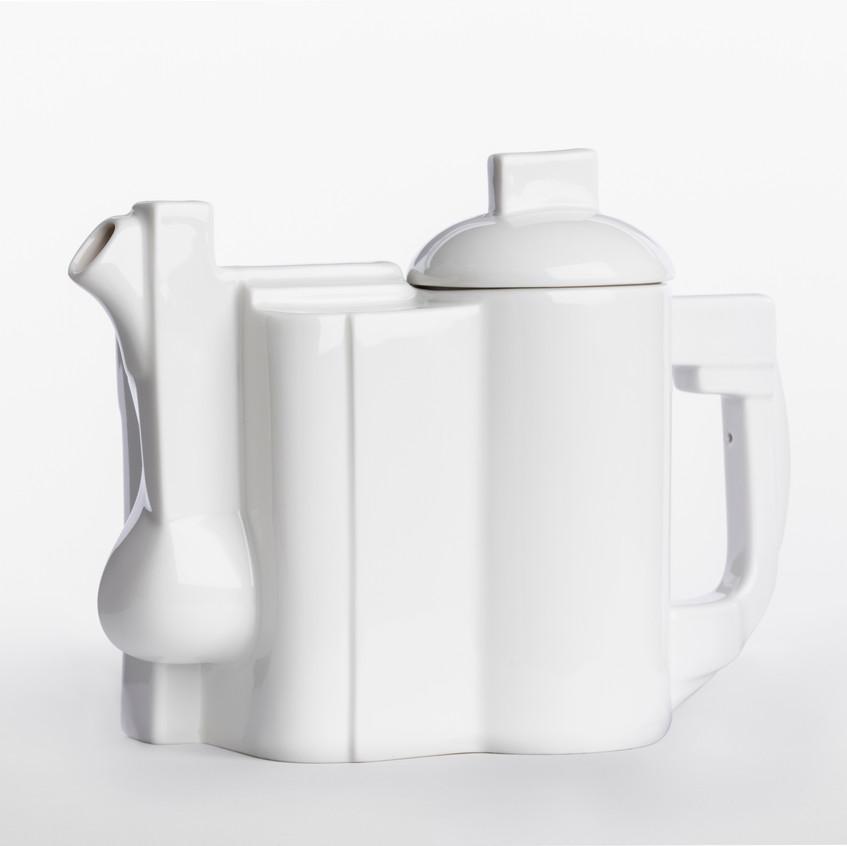 Suprematist Teapot