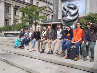 Art History Club Travels to Toronto