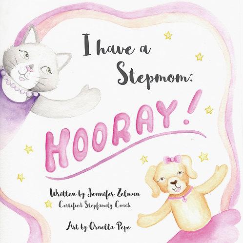 My *NEW* Stepmom Children's Book