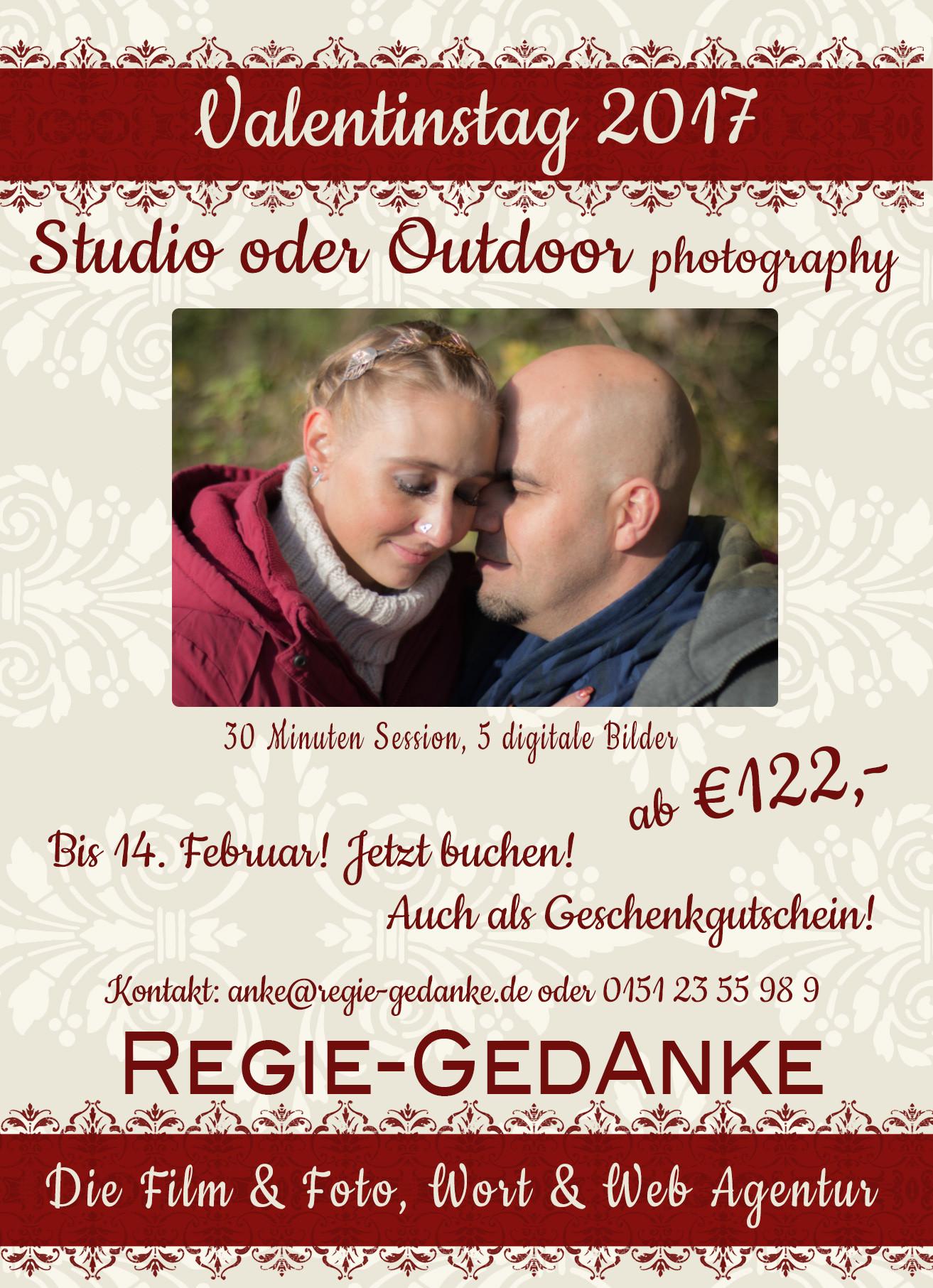 Valentinstag - Shooting