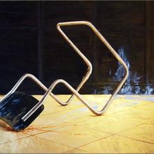 Chair No.13 (Freischwinger liegend)