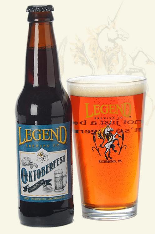 Legend Brewery Oktoberfest 6/Pack Bottle