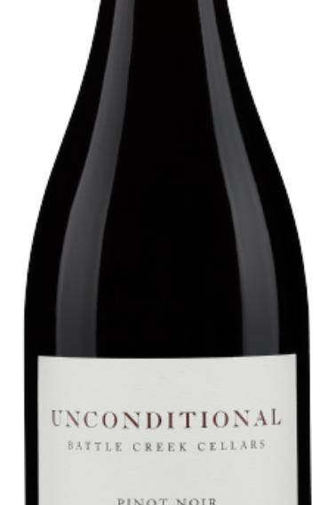 Battle Creek Cellars Unconditional Pinot Noir 2018